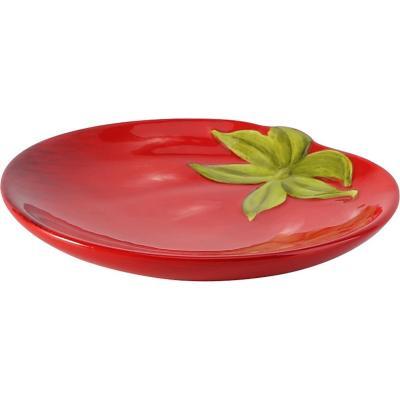 Plato 13 cm Tomate