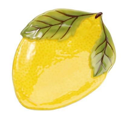 Plato 12 cm Limón