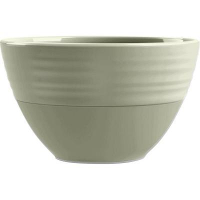 Bowl melamina taupe 10 cm Medallión