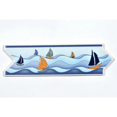 Listel velas 8x25 cm