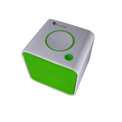 Parlante cubo mini sp 009 verde