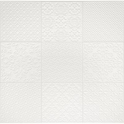 Porcelanato Blanco 60x60 cm 1,7 m2