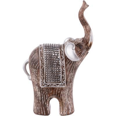 Elefante resina 27 cm