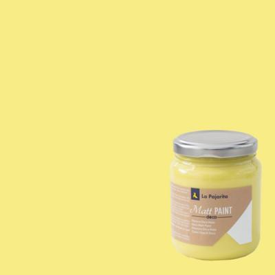 Pintura acrílica deco mate 175 ml amarillo