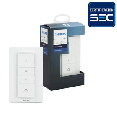 Interruptor inteligente dimmer switch hue