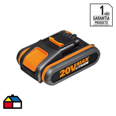 Batería recargable 20V 2,0 Ah