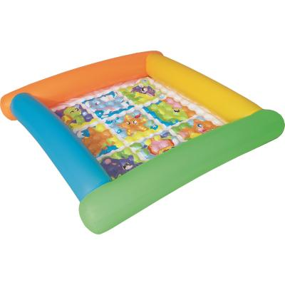 Alfombra inflable para bebes