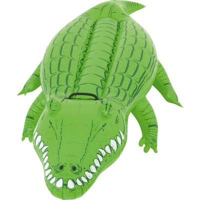Flotador inflable cocodrilo