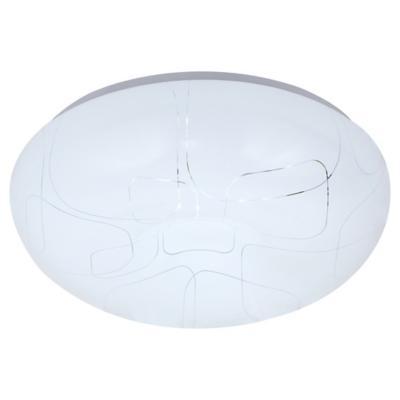 Plafón pollock 34 cm 2 luz E27