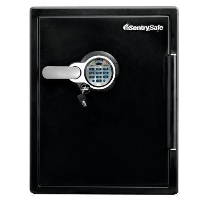 Caja digital con huella 56,5 l