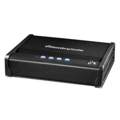 Caja para pistola con cerradura digital