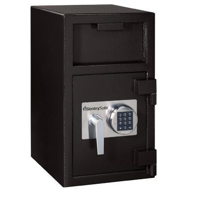 Caja depositos ranura y cerradura digital 36,78 l