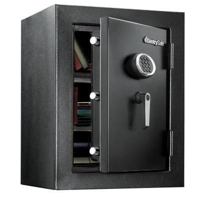 Caja de negocios con cerradura digital 95,9 l