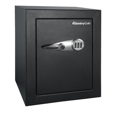 Caja de negocios con cerradura digital 119,94 l