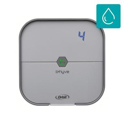 Programador b-hyve wi fi 4 estaciones interior