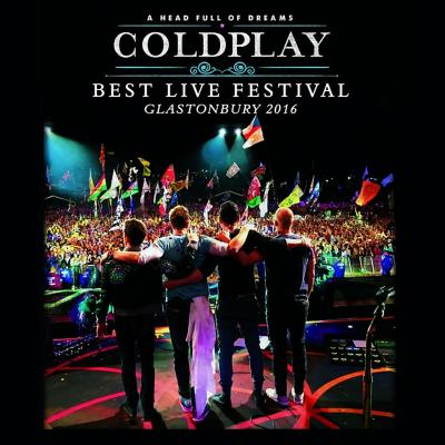 Vinilo Coldplay, Best Live Fes