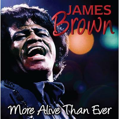 Vinilo James Brown, More Alive