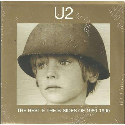 Vinilo u2, the best of 1980-1990