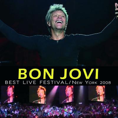 Vinilo bon jovi, best live festival / new york
