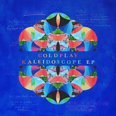 Vinilo Coldplay, Kaleidoscope