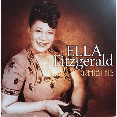 Vinilo Ella Fitzgerald, Greate