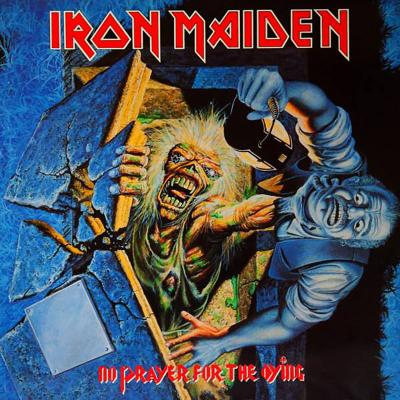 Vinilo Iron Maiden, No Prayer