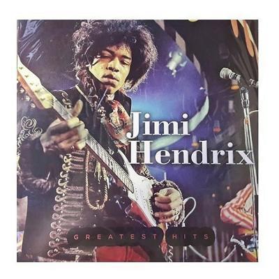 Vinilo jimi hendrix, greatest hits