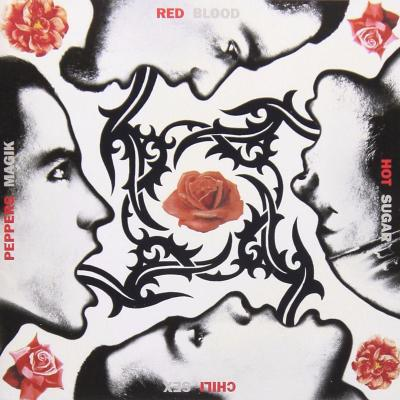 Vinilo red hot chili peppers
