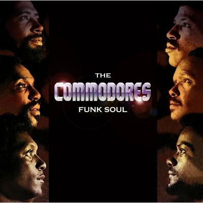 Vinilo the commodores, funk soul