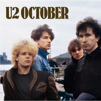Vinilo U2, October
