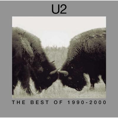 Vinilo u2, the best of 1990-2000