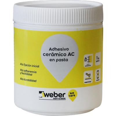 Adhesivo cerámico/muro superficie flexible 1kg