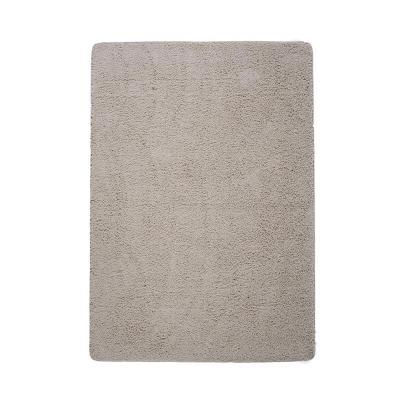 Bajada de cama washable rug 50x80 cm ivory