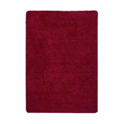 Bajada de cama washable rug 50x80 cm rojo