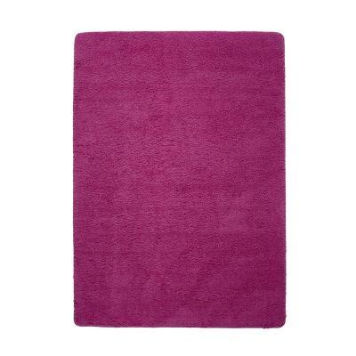 Bajada de cama washable rug 50x80 cm fucsia