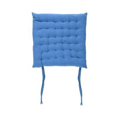 Cojín silla denim collection 40x40 cm Turquesa