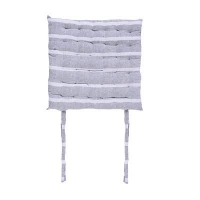 Cojín silla denim collection 40x40 cm Gris