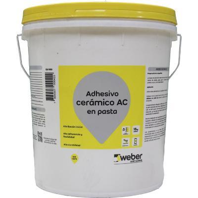 Adhesivo cerámico/muro superficie flexible 15kg