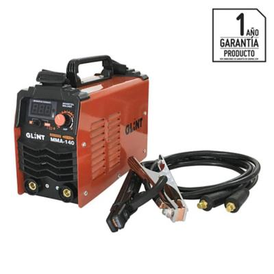 Soldadora inverter arco manual y TIG 140 A