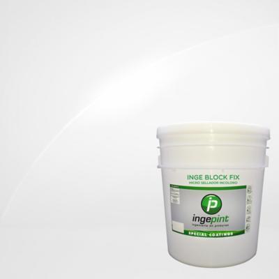 Microsellador consolidante base agua 4 gl incoloro