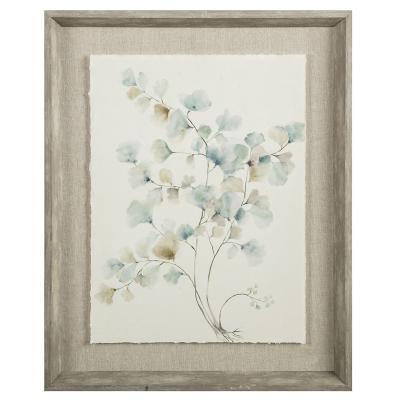 Cuadro Rama flor 43x53 cm