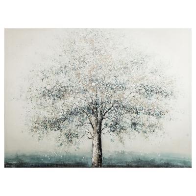 Canvas Floral árbol 120x90 cm