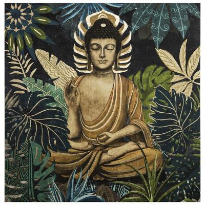 Canvas Buda 3 80x80 cm