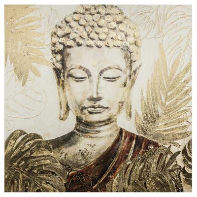 Canvas Buda 5 80x80 cm