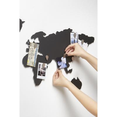 Sticker mapa