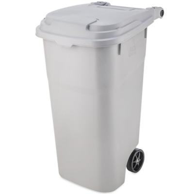 Contenedor bunker 132 litros gris