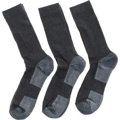 Pack 3 calcetines de trabajo de cobre