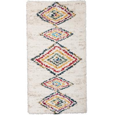 Bajada de cama Bazar rombos 60x115 cm multicolor