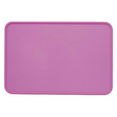 Pizarra magnética individual 20x30 cm rosado