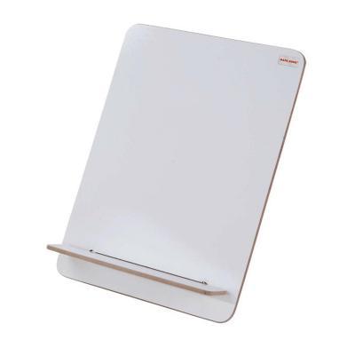 Pizarra memo de escritorio blanco 23x31 cm